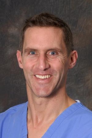 Dr Nick Burfitt - Consultant Interventional Radiologist