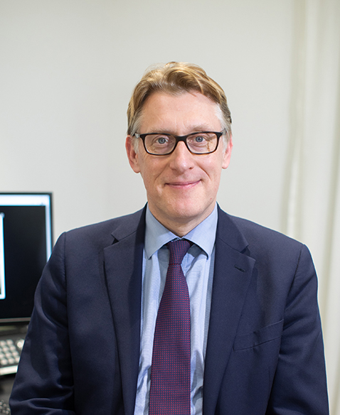 Professor Richard Hindley -Consultant Urological Surgeon