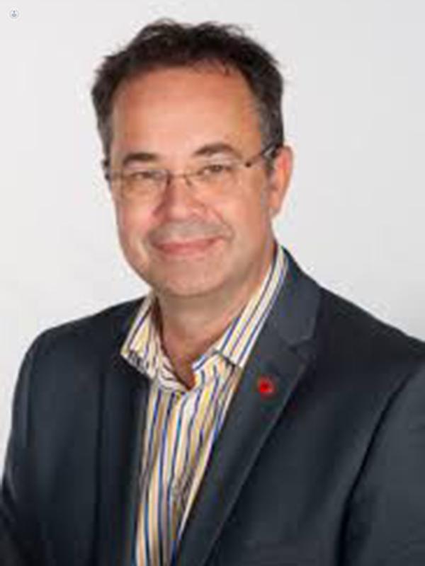 Dr Ian McCafferty - Consultant Interventional Radiologist