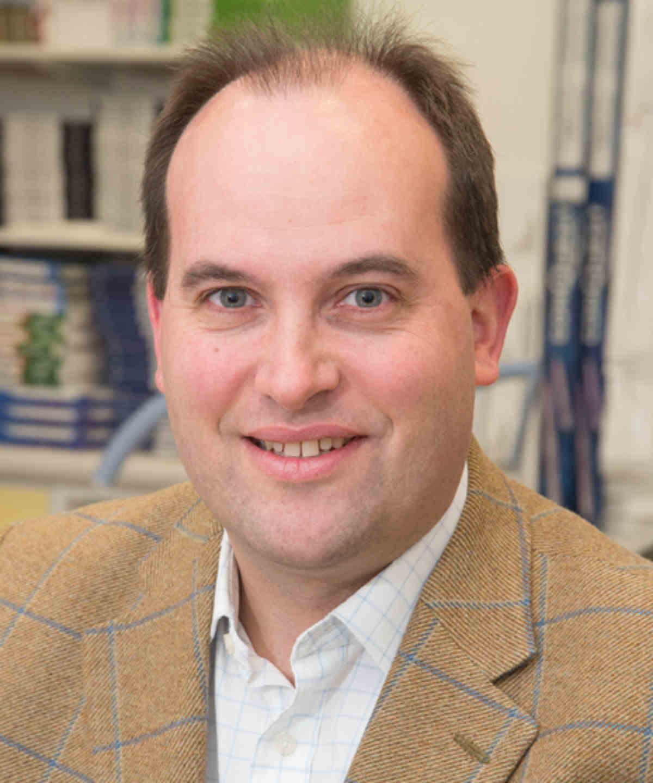 Dr James Harding - Consultant Interventional Radiologist