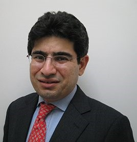 Bijan Khoubehi Consultant Urlogical Surgeon