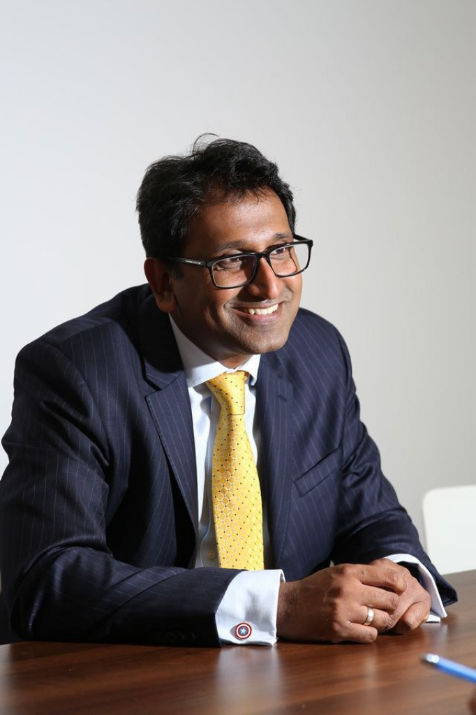 Prasanna Sooriakumaran Consultant Urological Surgeon