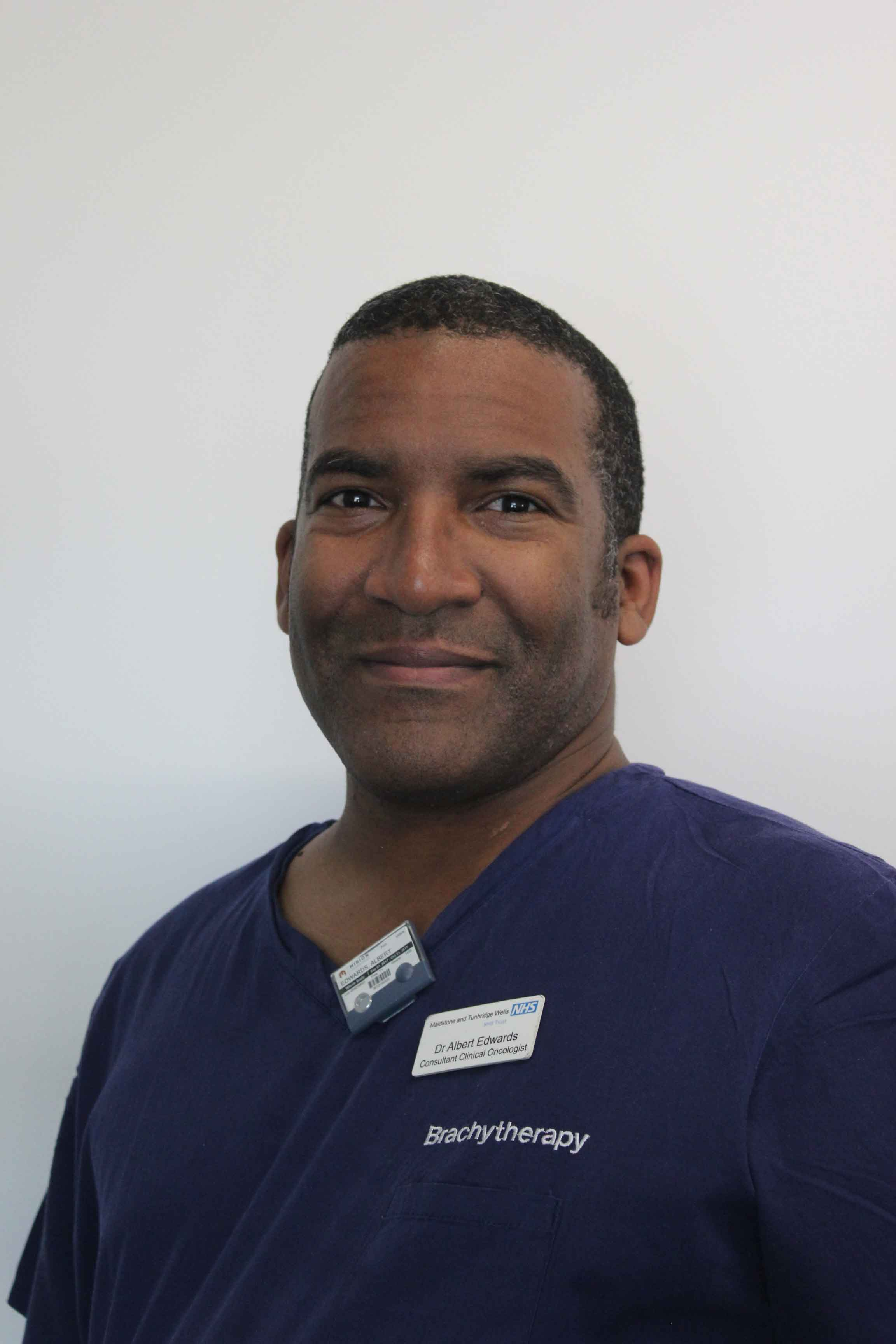 Dr Albert Edwards