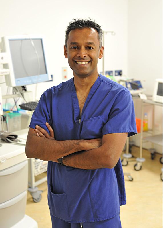 Mr Ranjan Thilagarajah