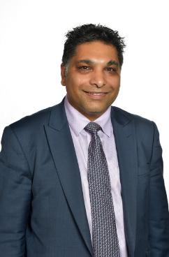 Dr Stephen Mangar