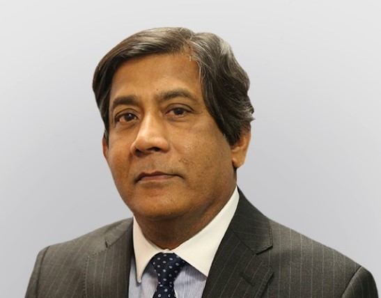 Dr Subramaniam Vasanthan