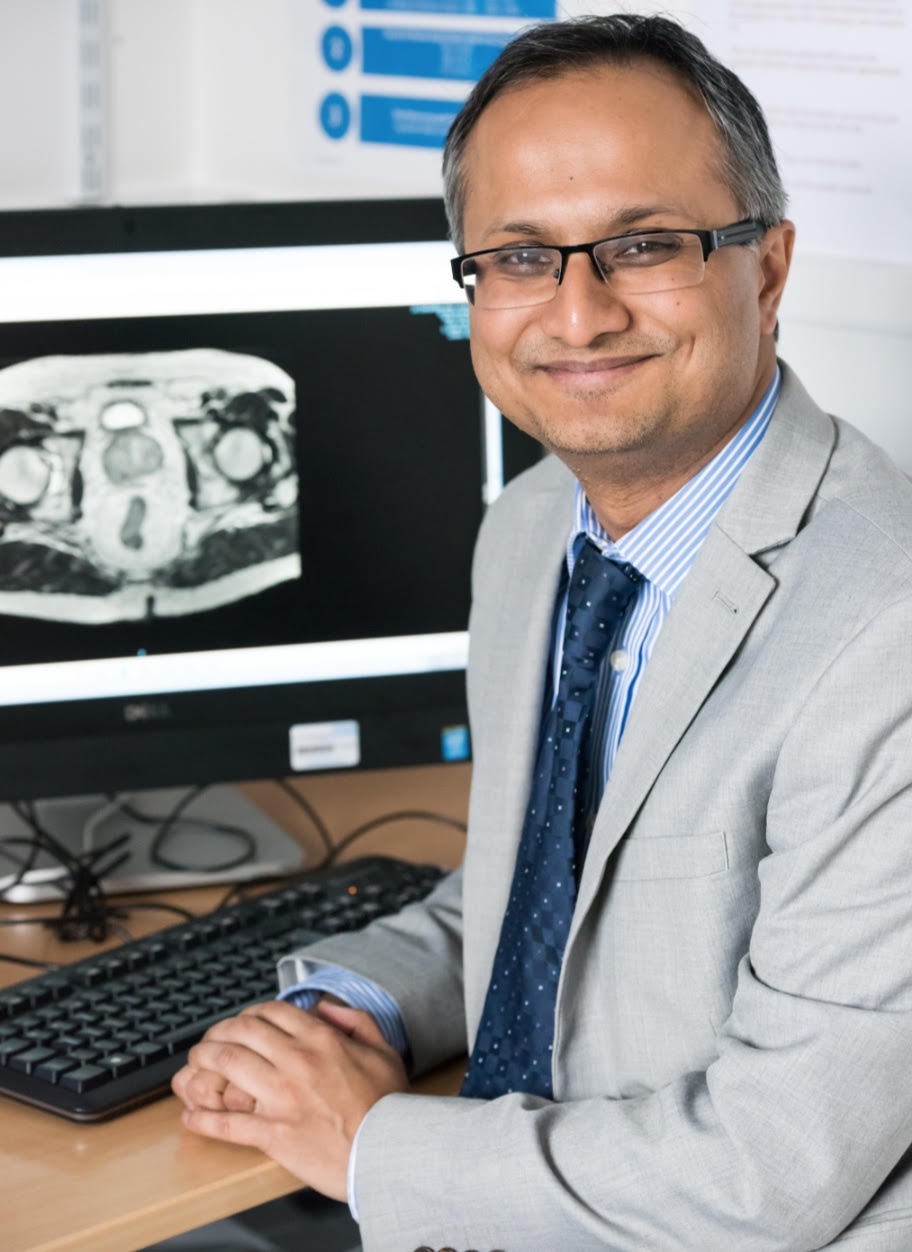 Professor Hashim Ahmed - Consultant Urological Surgeon